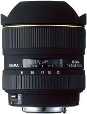 Sigma 适马 12-24mm F4.5-5.6 EX DG II Asp HSM 标准广角镜头 (适马卡口)
