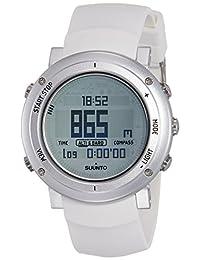 SUUNTO 颂拓 芬兰品牌 core核心系列 纯白铝 中性 男女适用腕表 SS018735000 (温度计、高度计,气压计,罗盘,深度计,高度记录、高度差测量、天气信息)