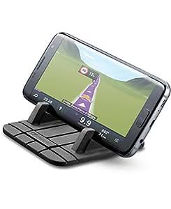 Cellularline Cellularline 媒体车和家用便利垫 - 通用灵活硅胶HANDY PAD K 黑色