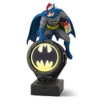 Hallmark Keepsake 圣诞装饰品 2018 年之日,DC Comics 蝙蝠侠躲避运动声