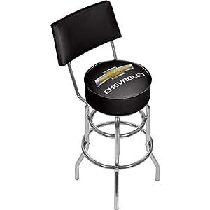 Chevrolet 带衬垫旋转杆凳