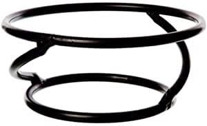 "American Metalcraft (LWUS536) 5"" Wrought Iron Individual Ironworks Riser"