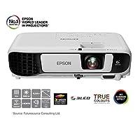 Epson 愛普生 EB-X41 XGA 3600流明投影儀 白色