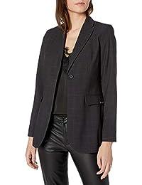 Calvin Klein 女士单扣夹克