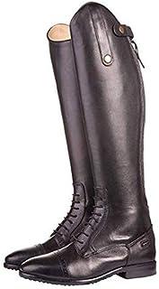 HKM 成人马靴 -Valencia 短/标准宽度9195 裤子,9195 黑色/灰色,41