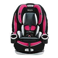 (跨境自营)(包税) 美版Graco葛莱儿童安全座椅4ever All-in-One Convertible 粉色
