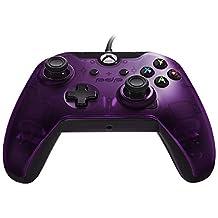 PDP 有线控制器 Xbox One - 蓝色迷彩 - Xbox One 紫色
