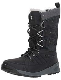 Columbia 女士 Meadows Omni-Heat 3D 中筒靴