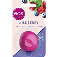 New EOS Smooth Sphere Wildberry 唇膏,7 克