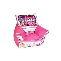 Knorr - 婴儿450313猫头鹰 Sophie, 粉红色