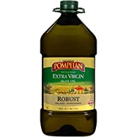 Pompeian Robust Extra Virgin Olive Oil, 128 Ounce