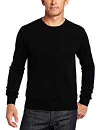 Williams Cashmere Men's Crew-Neck Sweater