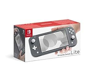 Nintendo 任天堂 Switch Lite 便携式游戏机 NS掌机 灰色