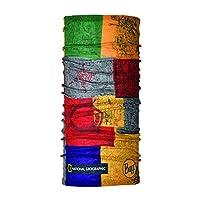 BUFF 百福 中性 西班牙国家地理系列百变魔术头巾 118258.555.10.00 浅黄色 均码
