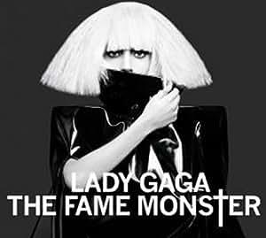 嘎嘎小姐Lady GaGa:超人气女魔头The Fame Monster(CD)