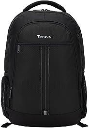 Targus 运动背包带衬垫笔记本电脑隔层,适用于 15.6 英寸笔记本电脑,黑色 (TSB89104US) TSB89004US 15.6 inches