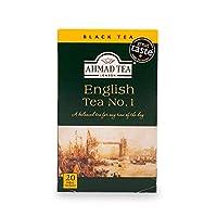 Ahmad Tea 英国茶 1号茶 - 20个茶包(6件,共120个茶包)