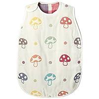 日本Hoppetta 寶寶6層透氣紗布 四季通用睡袋 兒童款 (2-7歲)