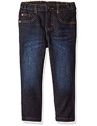 Wrangler Authentics 幼童男孩紧身牛仔裤