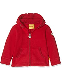 Steiff 男婴运动夹克羊毛针织夹克