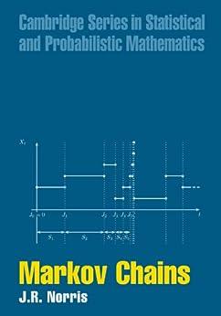 """Markov Chains (Cambridge Series in Statistical and Probabilistic Mathematics Book 2) (English Edition)"",作者:[Norris, J. R.]"