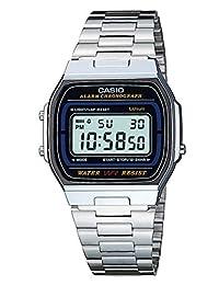 Casio A164WA-1VES 男式手表