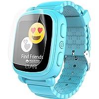 Elari KidPhone 2 智能手表 蓝色 TFT 3.66 厘米(1.44 英寸)手机 GPS - 智能手表(3.66 厘米(1.44 英寸),TFT, GPS 手机,蓝色)