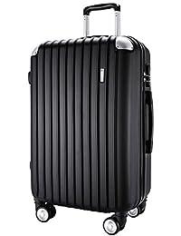 MODINA摩迪纳 中性万向轮拉杆箱 托运箱 耐磨ABS旅行箱 20寸登机箱 24寸行李箱 三色可选