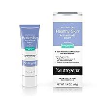 Neutrogena 健康肌肤抗皱面霜 1包