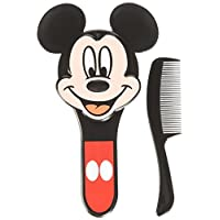 Mickey Mouse Comb & Brush Set