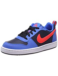Nike 耐克 女孩 Court Borough 低幫籃球鞋