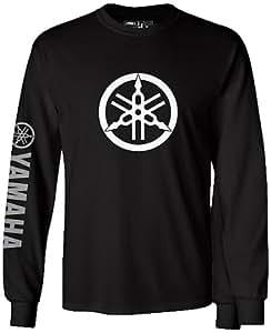 Factory Effex YAMAHA' 长袖 T 恤 X大码 黑色 17-87216