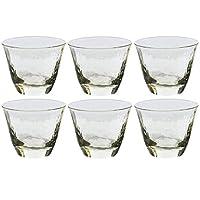 东洋佐佐木玻璃 冷*杯 琥珀 80ml 高濑川 琥珀杯 日本制造 18703DGY