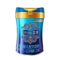 美赞臣(Mead Johnson)蓝臻系列 较大婴儿配方奶粉900克罐装 2段(6-12月龄)富含乳铁蛋白 (荷兰原装进口)