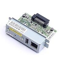 DEVMO 兼容爱普生 UB-E04 以太网接口 C32C824541 带 USB TM-U220PB T81 U288 T88IV