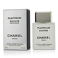 Chanel 香奈儿 Egoiste Platinum After Shave Lotion 100ml/3.3oz