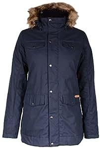Mountain Designs 女式 Calgary 保暖大衣 6 蓝色 170413