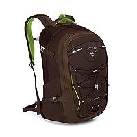 Osprey 男式 恒星 Quasar 28 绿色 均码 双肩背包 户外旅行耐用徒步城市日用背包电脑包放15寸笔记本防泼水 三年质保终身维修(两种LOGO随机发)【城市系列】