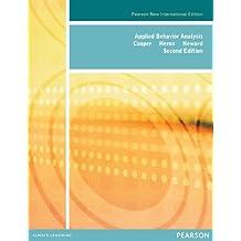 Applied Behavior Analysis: Pearson New International Edition (English Edition)