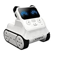 Makeblock 程小奔AI人工智能可编程机器人玩具创客教育Codey Rocky-标准版(亚马逊自营商品, 由供应商配送)