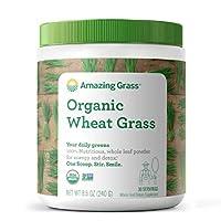 Amazing Grass 小麦草粉:全叶小麦草可制冰沙,30份