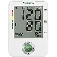 Medisana BU A50 51172 Upper Arm Blood Pressure Monitor White
