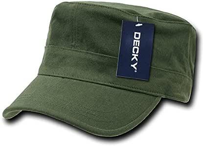 DECKY Flex Cadet 帽 均码 绿色 115-OLV