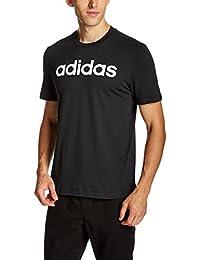 adidas 阿迪达斯 男式 运动型格 短袖T恤 COMM M TEE