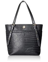 Anne Klein 安妮 克莱恩口袋手提包,黑色