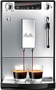 Melitta 美乐家E 953-102 全自动咖啡机Caffeo Solo & Milk 带有奶泡喷