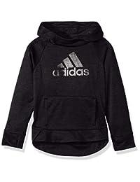 adidas 女童套头运动衫