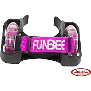 Funbee ofun351-f 女轮鞋,粉色