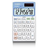 卡西欧计算器* 8桁 手帳タイプ