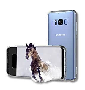 MOPIC Snap 3D smartphone case 3D 手机壳 三星 Samsung GalaxyS8 (不需要3D眼镜,只要Snap3D) (Crystal(透明))